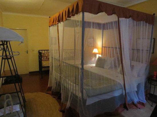 Mount Meru Game Lodge & Sanctuary: Zimmer