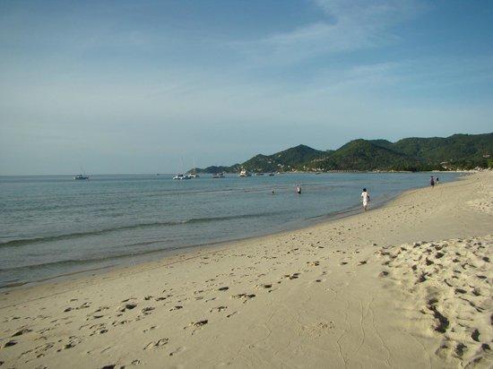 Banana Fan Sea Resort: пляж