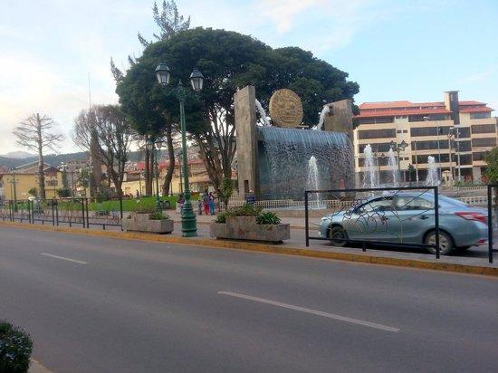 Hotel Jose Antonio Cusco: Beautiful Adjacent Park-Pumaqchupan