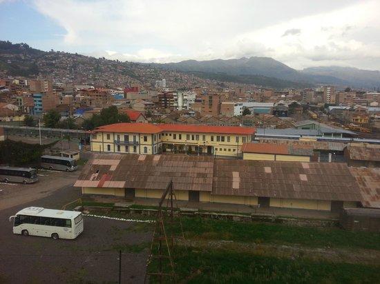 Hotel Jose Antonio Cusco: View from 605