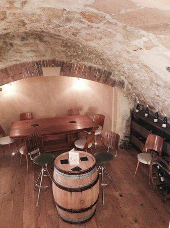 Cave la Truffiere - Bar a Vin