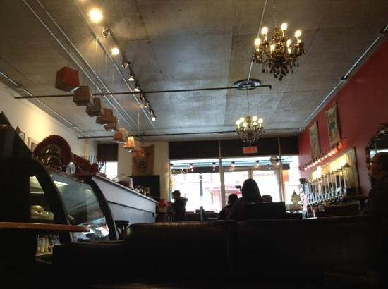 Photo of Cafe Caffe In Gamba at 5263 Avenue Du Parc, Montreal, Canada