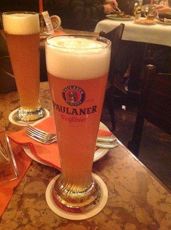 Paulaner's im Taschenbergpalais: Waisbeer