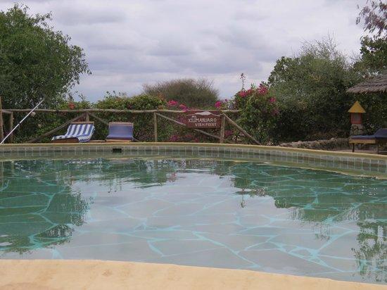 Kia Lodge – Kilimanjaro Airport: Pool