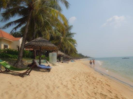 Saigon Phu Quoc Resort: Beach at Saigon Phuquoc Resort