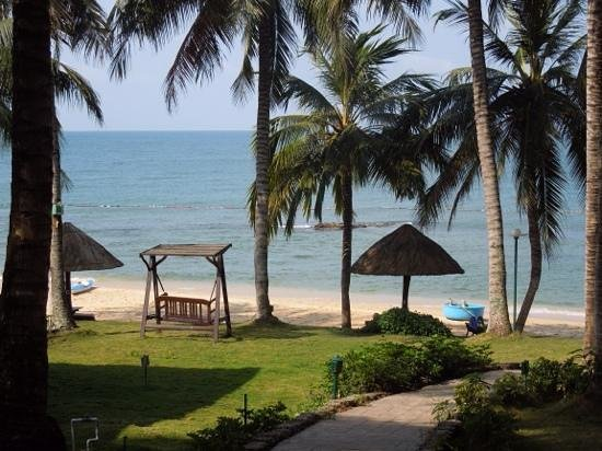 Saigon Phu Quoc Resort: view from room