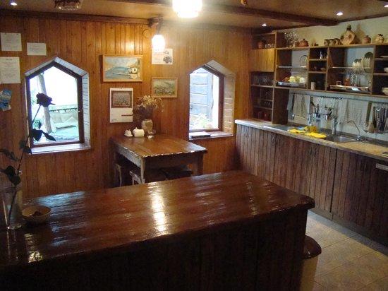 Mini-hotel Solnechnyi Zamok: Кухня