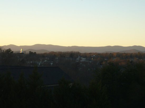 Holiday Inn Express Dahlonega: View from Room 223