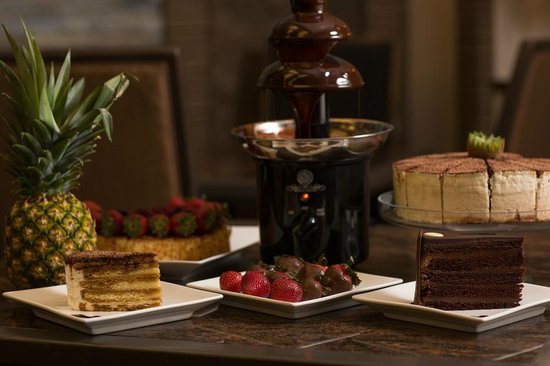 The Granite Room at the Discovery Lodge Hotel : Dessert #1