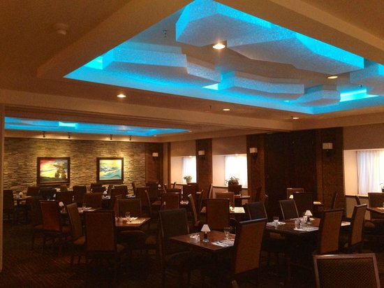 The Granite Room at the Discovery Lodge Hotel : Lighting #1