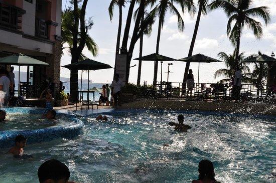 La Carmela de Boracay: Nice little kids pool