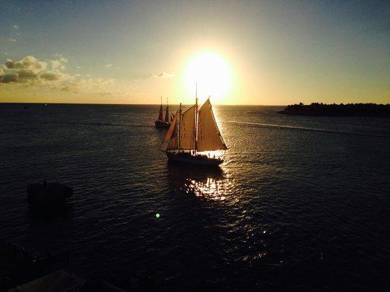 Ocean Key Resort & Spa: view