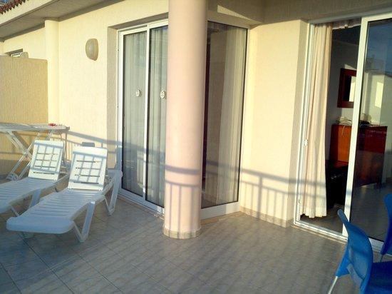 Paradise Kings Club: balcony