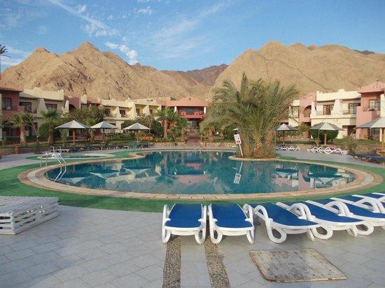 Tropitel Dahab Oasis : Pool area