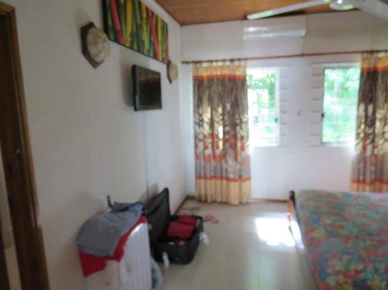 Le Tropique Villa : Schlafzimmer