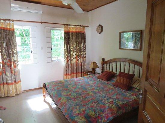 Le Tropique Villa: Schlafzimmer