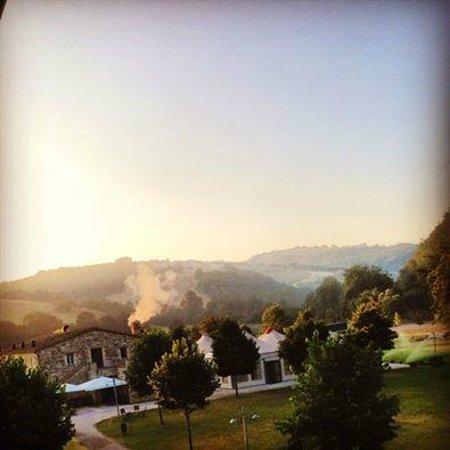 Borgo Le Terre Del Verde: fantásticas vistas