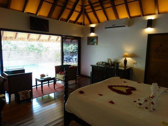 Carnoustie Ayurveda & Wellness Resort: room interior