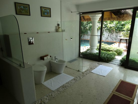 Carnoustie Ayurveda & Wellness Resort: toilets