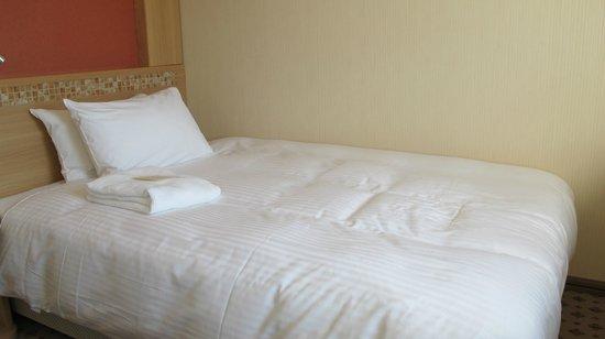 JR Kyushu Hotel Nagasaki : Single Bed