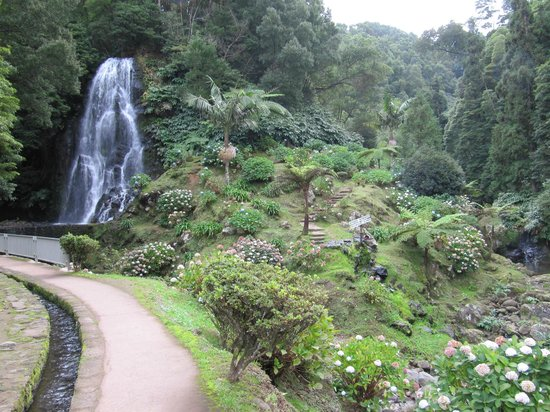 Parque Natural da Ribeira dos Caldeiroes: парк
