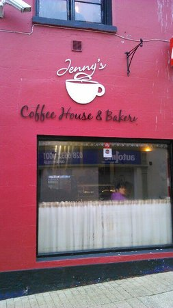 Jenny's Coffee House & Bakery