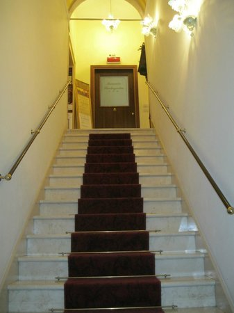 Locanda Sant'Agostin : Enter of Hotel