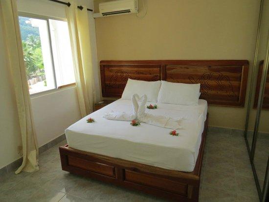 Jamelah Beach Guest House: Schlafzimmer