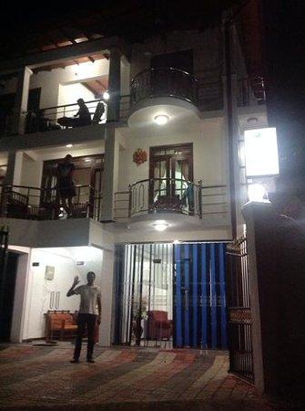 Vino Villa: отель