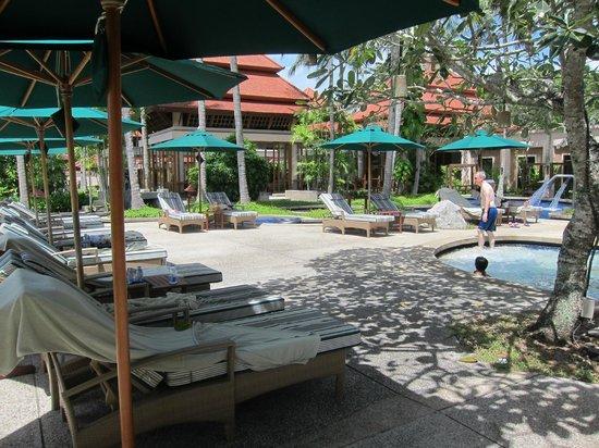 Banyan Tree Phuket : Pool at Banyan Treet