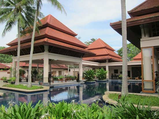 Banyan Tree Phuket: Spa and Restaurant