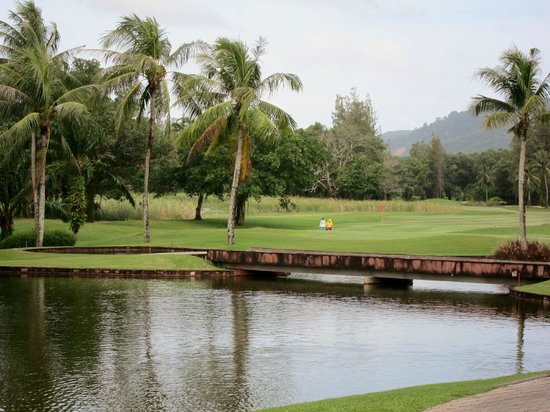 Banyan Tree Phuket: Golf Course
