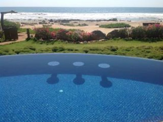 Tres Mujeres Boutique Hotel: Million Dollar View!