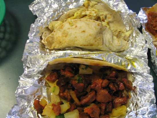 Taquito's Mexican Restaurant: Taco Lunch