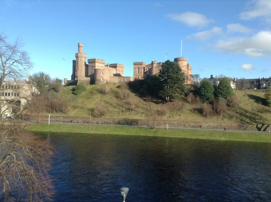 BEST WESTERN Inverness Palace Hotel & Spa: Room with a view