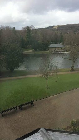 The Westminster Hotel: View from Room 11