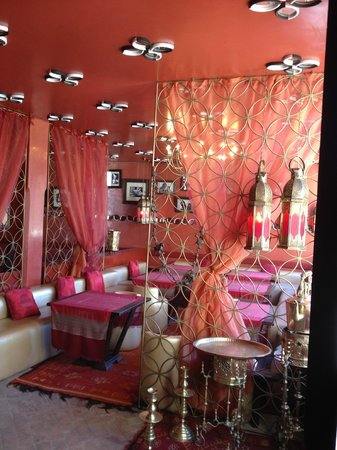 Salon Berbère - Picture of Cafe Arabe, Marrakech - TripAdvisor
