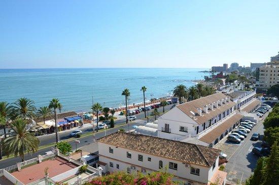 Palia La Roca Hotel-Club : vue sur le bord de mer
