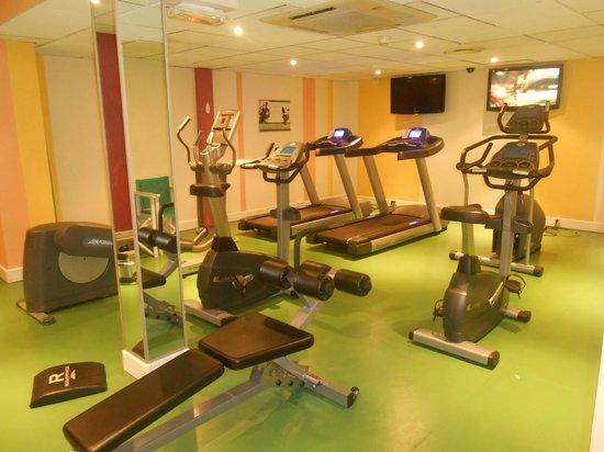 Mercure Paris Velizy Hotel: salle de sport