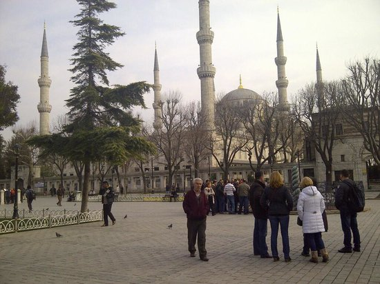 World Heritage Hotel Istanbul: Blue Mosque
