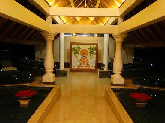 Carnoustie Ayurveda & Wellness Resort: soothing lighting