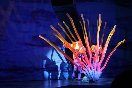 Nemo- The Musical at Disney's Animal Kingdom: Nemo show at Animal Kingdom