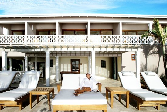 Curtain Bluff Resort: Resort Spa