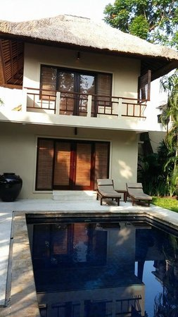 Kayumanis Sanur Private Villa & Spa: Our home for 2 nights: Jegogan villa