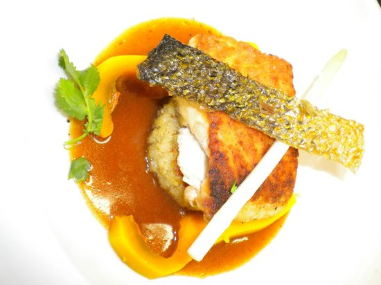 Curtain Bluff Resort: Tamarind Sample Dish