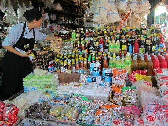 Anantara Lawana Koh Samui Resort : Local Market with Chef Joy