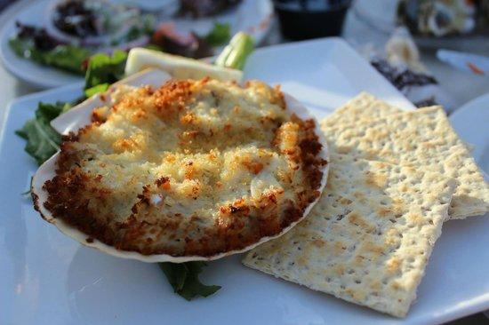 Fager's Island Restaurant & Bar : Crab bake