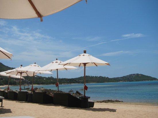 Anantara Lawana Koh Samui Resort: Beach