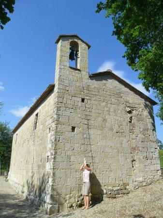Livernano: Chapel