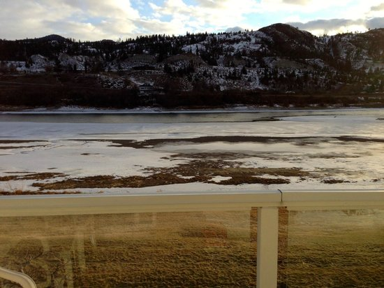 South Thompson Inn & Conference Center: View from our room